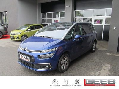 gebraucht Citroën C4 SpaceTourer Grand C4 Picasso BlueHDI 120 S&S EAT6 Feel, Feel, 120 PS, 5 Türen, Automatik