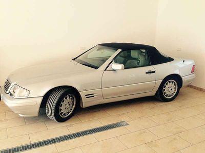 gebraucht Mercedes SL320 SL-KlasseCabrio / Roadster