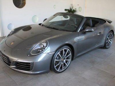 gebraucht Porsche 911 Carrera Cabriolet 911 991 PDK II Klappenauspuff