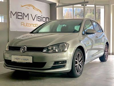 gebraucht VW Golf Allstar 20 BMT TDI 4Motion