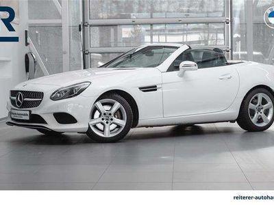 gebraucht Mercedes E250 SLC-Klasse SLC d Aut. Cabrio / Roadster