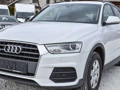 gebraucht Audi Q3 2,0 TDI quattro S-tronic SUV / Geländewagen