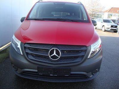 gebraucht Mercedes Vito Tourer Pro 114 CDI lang 4x4 Aut.