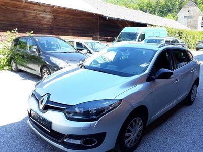 gebraucht Renault Mégane GrandTour Limited Navi dCi 110 *** Pickerl neu ***