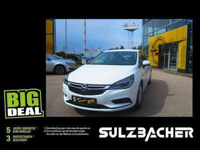 gebraucht Opel Astra 1.0 Turbo ecoflex Direct Injection Edition St./St