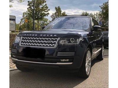 gebraucht Land Rover Range Rover 4,4 SDV8 Autobiography DPF