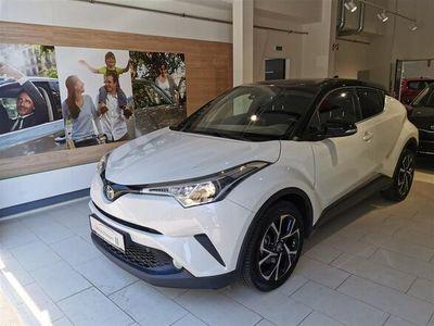 gebraucht Toyota C-HR 1.2T C-ULT 4WD CVT