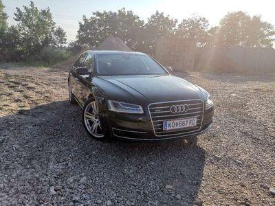 gebraucht Audi A8L 4.2 TDI DPF (clean diesel) quattro tiptro.