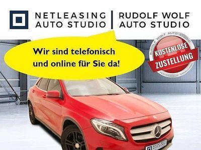 gebraucht Mercedes GLA200 Style+ILS+PTS+Tempom.+Distronic+EUR6+17' Autom.