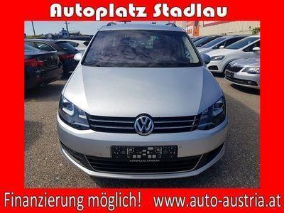 gebraucht VW Sharan Comfortline BMT 2,0 TDI DPF *FINANZIERUN... Kombi / Family Van,