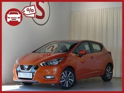 gebraucht Nissan Micra 1,0 IG-T 100 N-Way AUTO STAHL W21 Limousine,