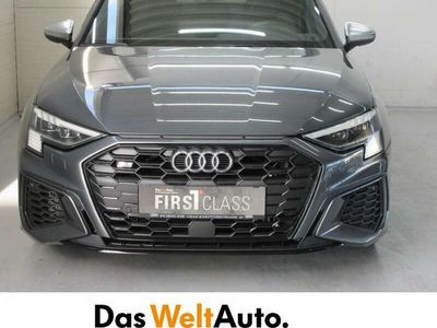 gebraucht Audi S3 Limousine 50 TFSI