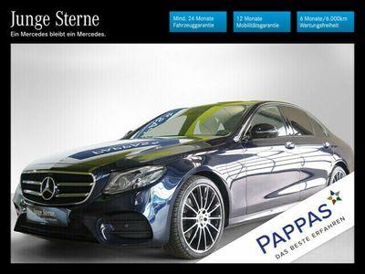 gebraucht Mercedes E220 4MATIC Austria Edition Aut. *AMG-Line*