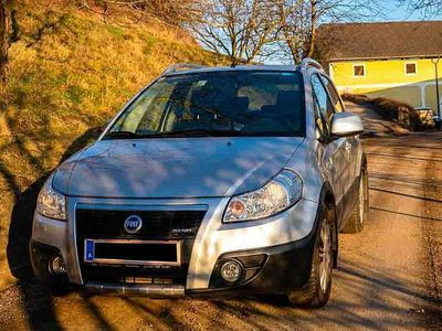 gebraucht Fiat Sedici FY/B61S/MT SUV / Geländewagen