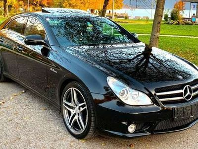 gebraucht Mercedes CLS63 AMG AMG Performace Package