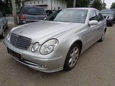 gebraucht Mercedes E200 Elegance CDI pickerl 8.20 und 4monate