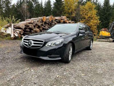 gebraucht Mercedes E250 CDI T 4MATIC Elegance A-Edition Plus Aut.