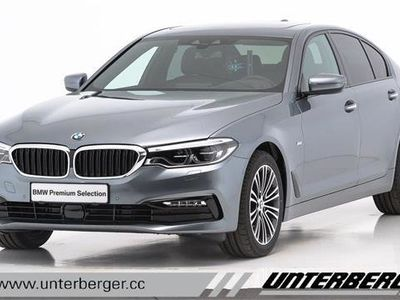 used BMW 520 d xDrive Lim.Sport-Line/Glasdach/Head Up