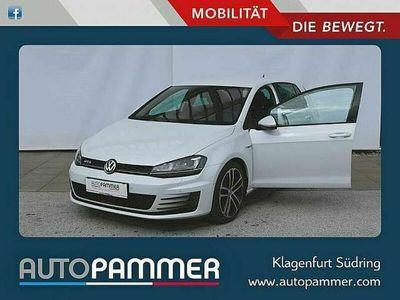 gebraucht VW Golf GTD 2,0 TDI DSG