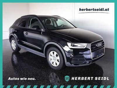 gebraucht Audi Q3 2,0 TDI quattro S-tronic *XENON / NAVI / AHV*