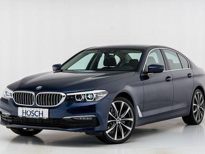 gebraucht BMW 520 5er Limousine d Aut. LP: 57.907.-€, 190 PS, 4 Türen, Automatik