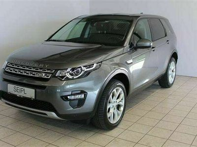gebraucht Land Rover Discovery Sport 2,0 TD4 4WD HSE Automatik Allrad