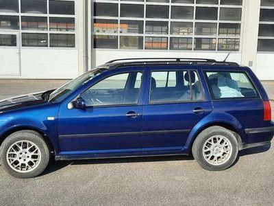 gebraucht VW Bora Variant Trendline 1,9 TDI PD