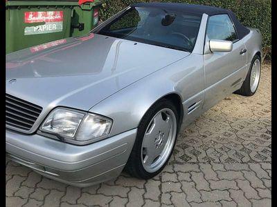 gebraucht Mercedes SL320 Cabrio Cabrio / Roadster
