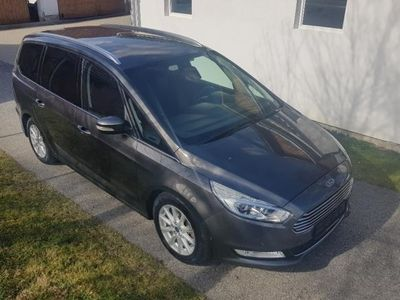 brugt Ford Galaxy 2,0 TDCi Titanium Powershift*Leder*LED*NAVI*7-Sitzer*Kamera* Kombi / Family Van,