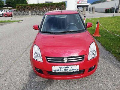 gebraucht Suzuki Swift 1,3 GL-A Smile Limousine