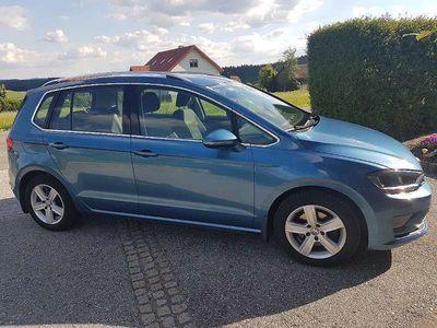 gebraucht VW Golf Sportsvan Highline 1,6 BMT TDI Limousine