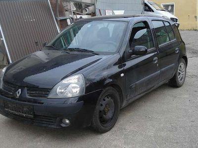 gebraucht Renault Clio 1500 DCI Klein-/ Kompaktwagen