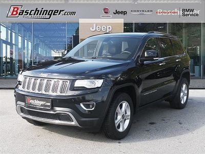 gebraucht Jeep Grand Cherokee 3,0 V6 CRD Limited Traum-Zustand