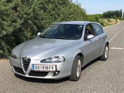 gebraucht Alfa Romeo 147 1.6 TS Distinctive Limousine