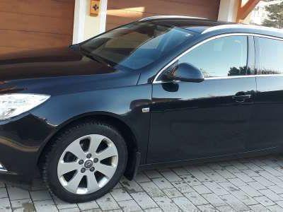 gebraucht Opel Insignia ST 2,0 Edition CDTI DPF