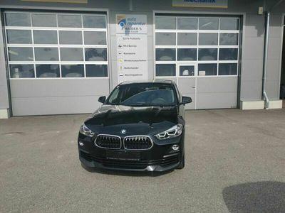 gebraucht BMW X2 sDrive18i Aut. Navi Led