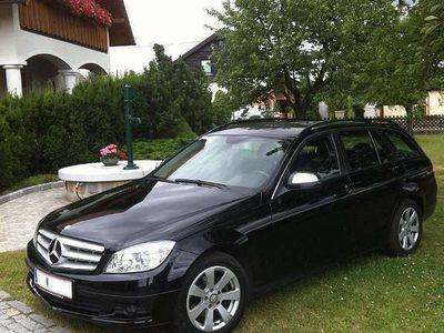 gebraucht Mercedes C200 C-KlasseT Classic CDI Kombi / Family Van