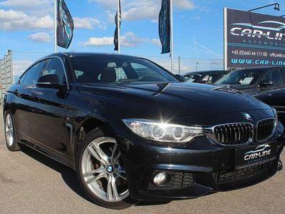 gebraucht BMW 420 Gran Coupé 4er-Reihe d xDrive M Sport Aut|Navi Prof|Sc... Sportwagen / Coupé