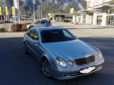 gebraucht Mercedes E280 Avantgarde Sport CDI Aut.