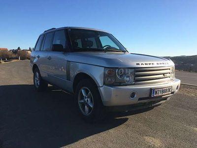 gebraucht Land Rover Range Rover 3,0 V6 HSE SUV / Geländewagen,