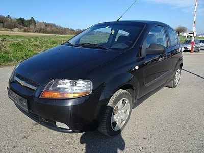 gebraucht Chevrolet Kalos 1,2 S SOHC Limousine,