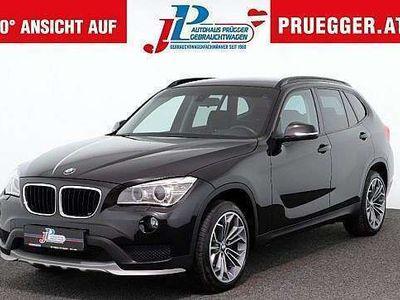 gebraucht BMW X1 xDrive20d Autom ALLRAD XENON 18zoll NUR83.673KM