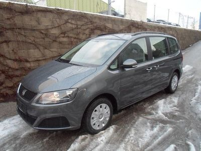 brugt Seat Alhambra Family TDI CR