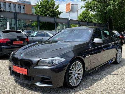 gebraucht BMW M550 535 d Allrad HUD M-Paket ACC Serviceheft