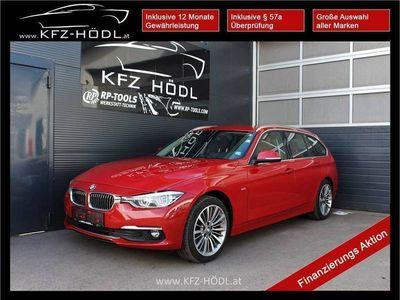 gebraucht BMW 320 d xDrive Touring Luxury Line Aut.