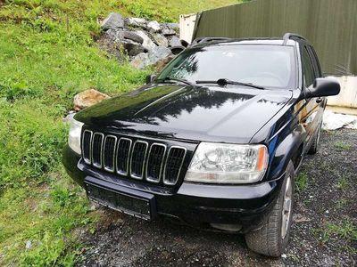 gebraucht Jeep Grand Cherokee 2,7 l SUV / Geländewagen