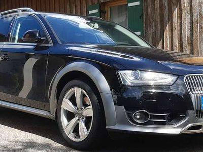 gebraucht Audi A4 Allroad 2.0 TDI clean diesel Kombi / Family Van