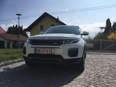 used Land Rover Range Rover evoque Pure 2,0 TD4 Aut. SUV / Geländewagen,