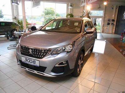gebraucht Peugeot 3008 1,5 BlueHDi 130 S&S EAT8 Allure Aut. SUV / Geländewagen
