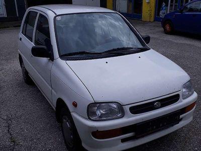 gebraucht Daihatsu Cuore CXL 5-tg 5-Gang Klein-/ Kompaktwagen